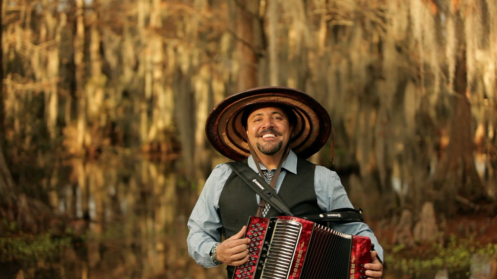 Terrance Simien and The Zydeco Experience – Creole Music